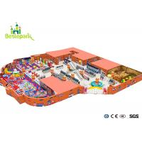 Buy cheap Kindergarden Kids Indoor Playground With Installation Manual Capacity 1 Child / 2M2 product