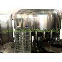 Buy cheap Automatic Beverage Filling Machine For Bottling Water / Mineral Water Production Line from wholesalers