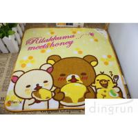 Buy cheap 100% Cotton Cartoon Design Hand Wash Towels , Durable Soft Touch Towels Dryfast product