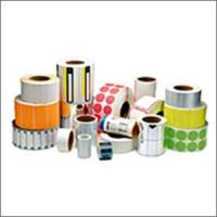 Buy cheap special paper lables with printing product