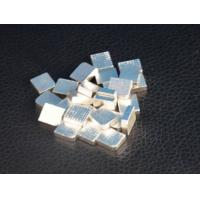 Buy cheap AgC4 Welded Silver Contact tips With High Arc Erosion Resistance Used in Miniture Circuit Breaker product