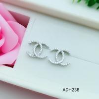 Buy cheap Jewelry silver  Jewelry silver earrings handmade ADH238 from wholesalers