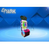 China Pk World Cup Ticket Redemption Game Machine 1 Player Easy Operated on sale