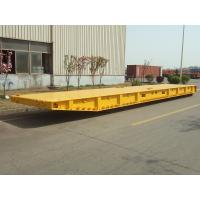 Buy cheap Shipping Container Roro Mafi Trailer 1310mm Wheel Base 40-80T Payload from wholesalers