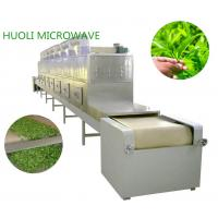 Buy cheap Industrial Microwave Dryer Powder Sterilizing Tea Drying Equipment Save Energy product