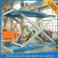 Buy cheap Mini lift 2500 small home car lift tables with CE , automotive scissor lift product