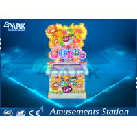 Buy cheap Lovely Fruit Design Coin Operated Amusement Game Machines Happy Knock With 32 Inch product