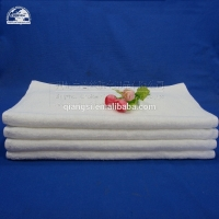 Buy cheap Terry 145g White Cotton Face Towel product