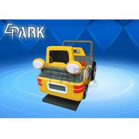 Buy cheap Coin Operated Unblocked Car Games Kiddie Ride Fiberglass Toys Machine Kids from wholesalers