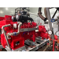 Buy cheap Fire Fighting Pump Set Use Diesel Engine Driver , Ul Fire Pump NFPA20 Standard product