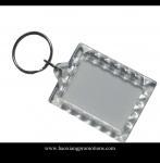 Buy cheap Cheap Customize promotion photo keychain / custom keychain maker / Acrylic keychain product