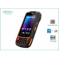 Buy cheap 1D 2D Scanner mobile phone 16GB Military Spec Smartphone with LF 125KHz 134.2KHz from wholesalers