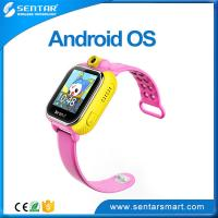 Buy cheap 2016 kid smart watch V83 GPS Location SOS Call Safe Wristwatch Finder Locator Tracker Watch for Kid Child Anti Lost product