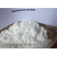 Buy cheap Health Testosterone Acetate Testosterone Anabolic Steroid For Bodybuilding CAS 1045-69-8 product