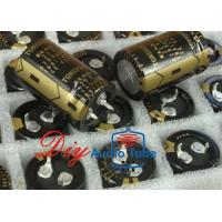 Buy cheap 4700UF Audio Electrolytic Capacitors 25V Rated High Stability TONEREX Series product