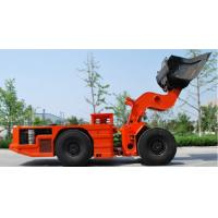 China Four Wheel Deive Mining Scooptram 3 M³ Oscillating Support Low Failure Rate on sale