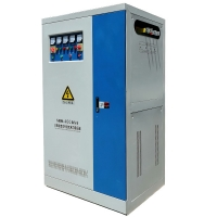 Buy cheap Three Phase Large Power SBW-400KVA AC IP 20 Automatic Customized Industrial Voltage Regulator product