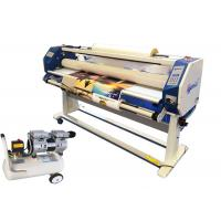 Buy cheap 63 Inch Large Format Hot Lamination Machine , Hot Roll To Roll Laminator Equipment product