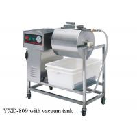 Buy cheap 220V Food Preparation Equipments / Commercial Bloating Machine with Vacuum Tank product