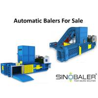 China Fully Automatic Horizontal Balers For Sale on sale
