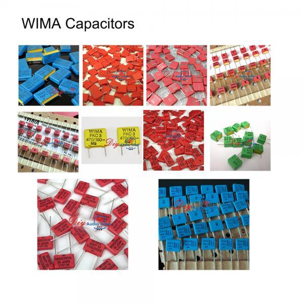 Audio Electrolytic Capacitors Silver Mica Capacitors 190PF 500V HIFI DIY Capacitors