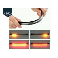 Buy cheap Flexible Soft 12V Aftermarket Motorcycle Lights Strip For Rear Tail Brake Stop product