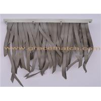 Quality High quality good flexibility artificial thatch for Decorations for sale