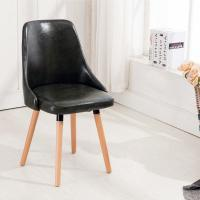 Buy cheap Fabric Beetle Hotel DIY Legs 4 Pcs / Stack Wood Restaurant Chairs product