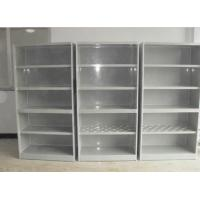 Buy cheap Steel Laboratory Utensil Storage Cupboard / Lab Vessel Cabinet Customized product