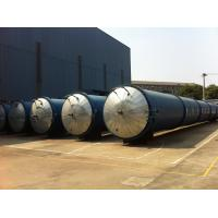 Buy cheap Brick / Rubber / Food / Glass Industrial Autoclave For AAC Plant , Lightweight product