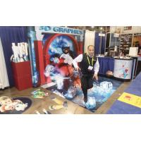 Buy cheap Customed Cartoon Vinyl 3D floor Stickers Non-slip For Room Decoration from wholesalers