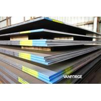 Buy cheap Fine Grain Quenched And Tempered Steel Plate Hot Rolled For Sour Gas Service product