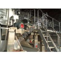 Buy cheap 2600mm A4 Size Paper Making Machine Single Fourdrinier Copy Paper Production Line product