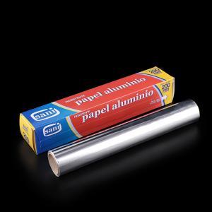 Buy cheap 10cm 25 Mic Food 100m Aluminum Foil Sheets product