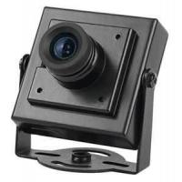Buy cheap 0.1, 0.5LUX NMCA Internal Synchronization 3.7mm Pin-hole Lens Miniature Security Camera product