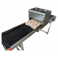 Buy cheap Label / Logo Egg Inkjet Coding Printer With 1 - 4 Available Printing Lines product