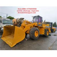 Buy cheap Original Parts Tcm 870 Wheel Loader , Used Front End Loaders Low Working Hours product
