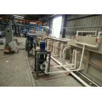 Quality High Carbon Steel Hot Dip Galvanizing Line , Automatic Hot Dip Galvanizing for sale