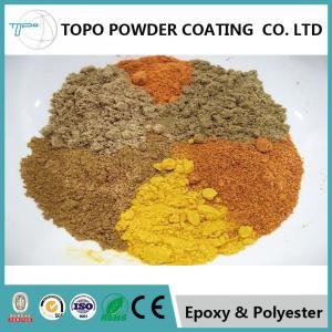 China Motor Irons Electrical Insulation Coating, RAL 1004 Epoxy Powder Coating on sale