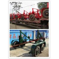 China  Use Cable Reel Trailer,Spooler Trailer, best quality Cable Drum Carrier Trailer  for sale
