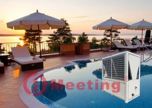 Buy cheap Meeting R32 refrigerant swimming pool air source heat pump water heater,wifi APP control product