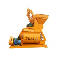 Buy cheap 1 Cubic Meter Large Capacity Concrete Mixer Machine 37kw Mixing Motor Power product