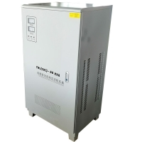 Buy cheap 60KVA High-precision Single Phase Aluminum/Copper Coil Automatic Voltage Stabilizer product