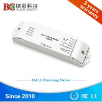 Buy cheap 3 years warranty 4 channels led rgbw light led dali dimming controller, 12V 24V dali dimmable driver product