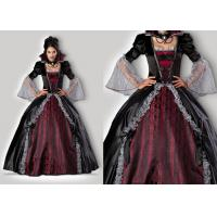 Buy cheap Vampires Of Versailles 1083 Womens Halloween Costumes , Gray Red Scary Halloween Costumes product
