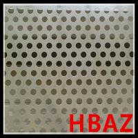 Buy cheap Plastic Plate Perforated Metal Mesh from wholesalers