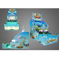Buy cheap Visual 3D Screen Water Shooting Arcade Video Game Machines For English Version / Edition product