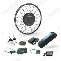 China High Torque Fat Bike Hub Motor With 48V14A Brushless Controller on sale