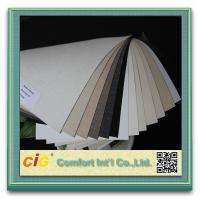 Buy cheap 0-5% openness Sunscreen Fabric 70%PVC 30%Polyester Fabric pvc sunscreen For Roller blind product