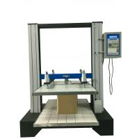 China Paper Carton Box Compression Paper Testing Equipments Electronic With High Precision on sale